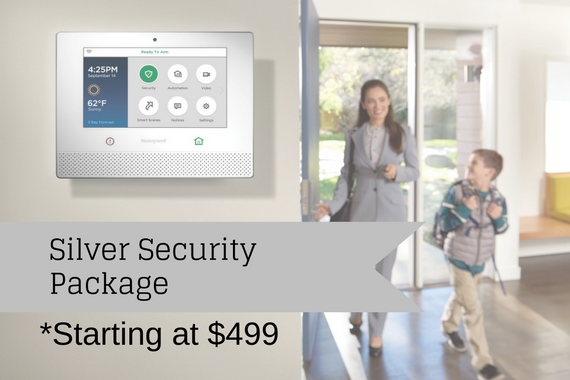 Silver Security Package (starting at $499)